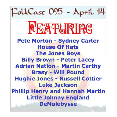 FolkCast 095 - artists