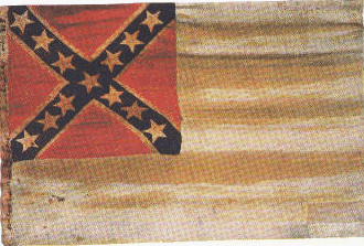 The Shenandoah's ensign
