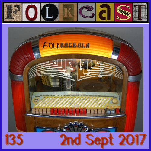 FolkCast 135 cover