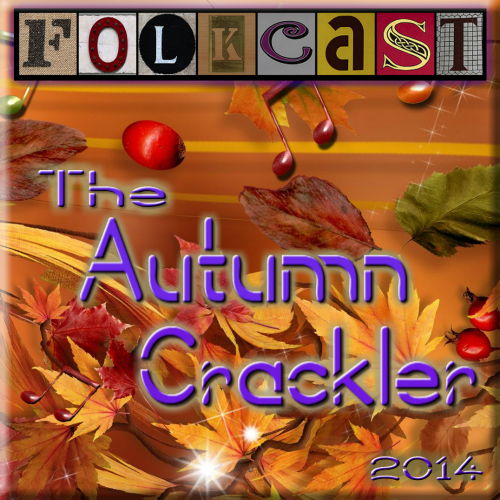 FolkCast Autumn Crackler logo