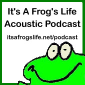 It's A Frog's Life Podcast